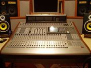 Tascam 4800 Mischpult Studio Mixer