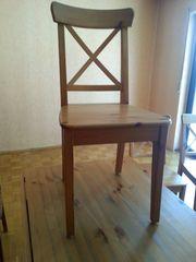 Holzstühle - 4 Stück