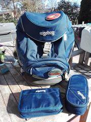 Ergobag Schulrucksack 3teilig und 2