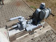 Wasserpumpe mit Dieselmotor Farymann KSB