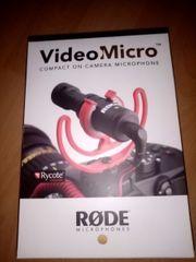 RODE Microphone NEU