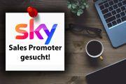 Sales Promoter für Sky in