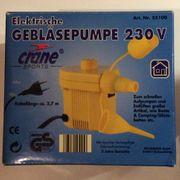 Elektrische Gebläsepumpe 230 V