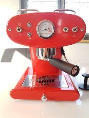 Espressomaschine Illy