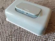 Box für Feuchttücher