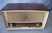 seltener Röhrenradio Grundig Type 87 -