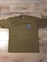 Sportshirt Funktionsshirt Fallschirmjäger Bundeswehr