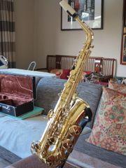 Yamaha altsaxophon YAS-