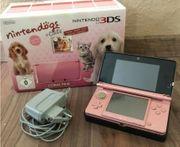 Nintendo 3DS Original Coral Pink