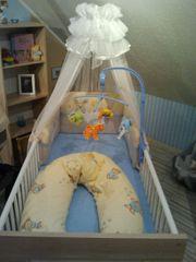 Baby Kinderzimmer komplett