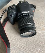 Canon EOS Rebel T5 Spiegelreflexkamera
