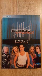 3 DVD s Hinter Gittern -