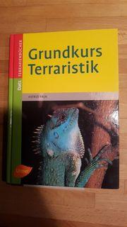 Buch Grundkurs Terraristik