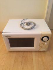 Mikrowelle Sharp R208 Drehteller 800