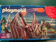Playmobil Drachenkatapult