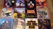 Suche Schallplatten von A-Z aus