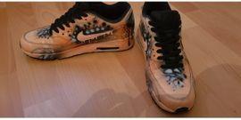 Bild 4 - Nike Airmax Orange - Lochau