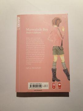 Comics, Science fiction, Fantasy, Abenteuer, Krimis, Western - Manga Comic Marmalade Boy Perfect