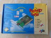Fritz card PCI ISDNvon AVM