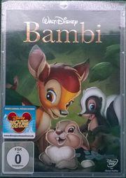 Verkaufe DVD Bambi