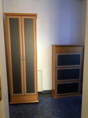 5-teilige hochwertige moderne Garderobe Garderobenmöbel