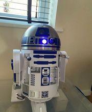 R2-D2 Deagostini Droid Komplett mit