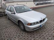 BMW E39 TOURING 525i