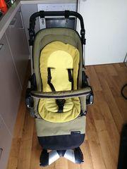 CONCORD NEO Kinderwagen aus Babywanne
