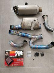 KTM 1290 Super Duke Akrapovic