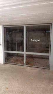 abschließbare Tiefgarage-Gitterbox