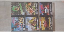 PlayStation 1 - 32 x Playstation 1 spiele