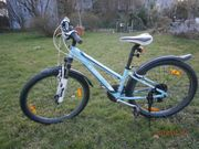 TREK MTB Kinderrad MTB hellblau