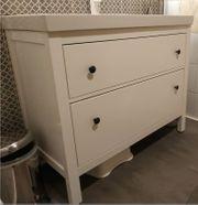 IKEA Waschbeckenunterschrank inkl Waschbecken