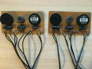 Westfalia Technica 8Ohm Frequenzweichen für
