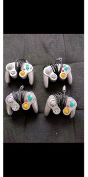 4 Originale Gamecube controller