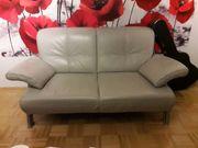 Leder Sofa