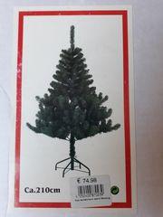Künstlicher Weihnachtsbaum 210cm