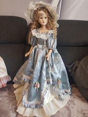 Antik Puppen für Sammler
