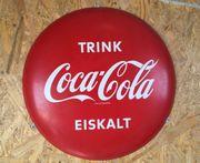 Orig Retro Blechschild 1960er Trink