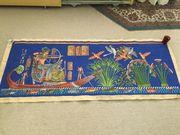Original Papyrus-Bild aus Ägypten 1