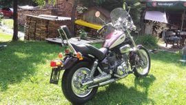 Bild 4 - Verkaufe mein Motorrad Yamaha XV - Dalaas