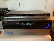 Harman Kardon AVR145 und DVD37