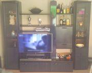 Wohnwand echtholz gebraucht  Wohnwand Wohnzimmerschrank - Haushalt & Möbel - gebraucht und neu ...