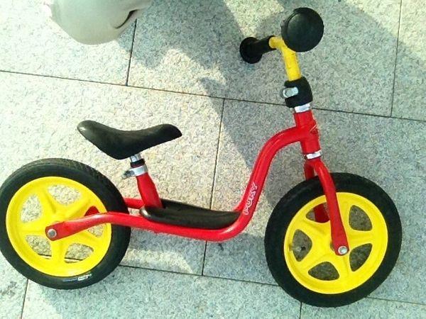 Großes Pukylaufrad ohne Bremse und