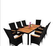 Gartentisch ohne Stühle