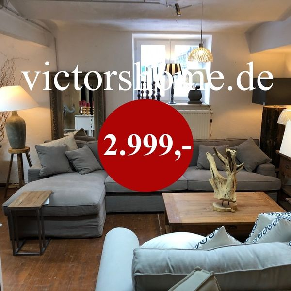 Couchecke Loungesofa Polstersofa stylische Sofacouch