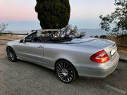 Mercedes CLK 320 Cabrio V6