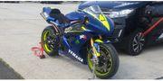 Yamaha YZF R1 Rennsport Rennstrecke