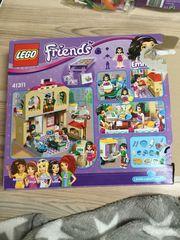 Lego Friends Pizzeria 41311 gebraucht