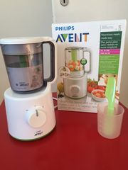 Philips Avent Dampfgarer 2in1